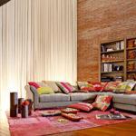 кирпичная гостиная (3)