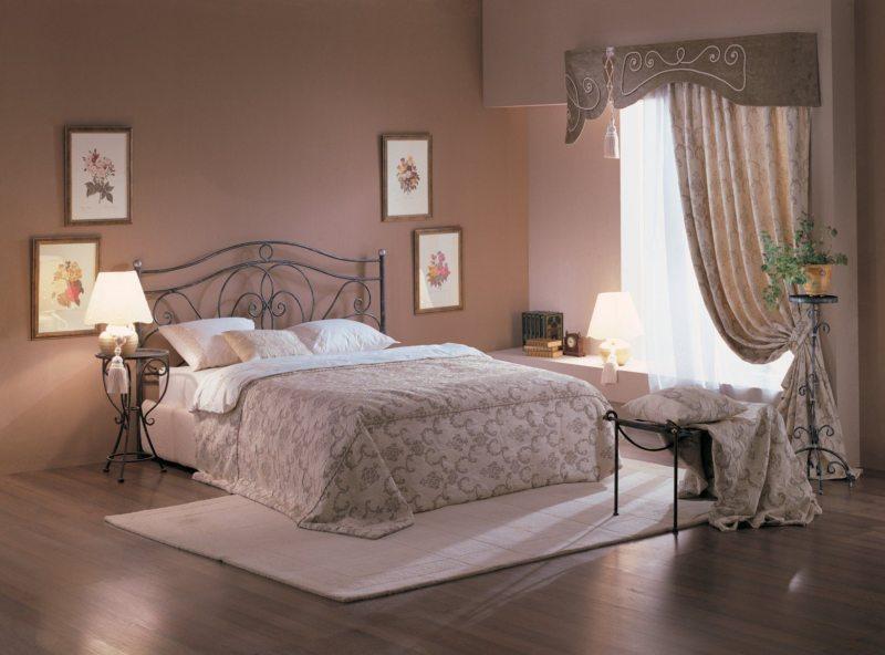 ламбрекены в спальню (2)
