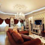 оформление гостиной (7)