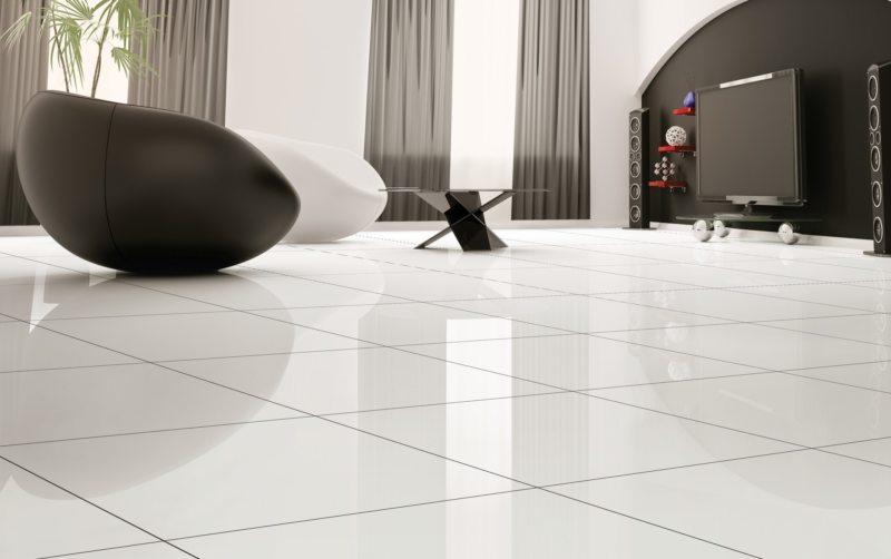 плитка в гостинной (35)
