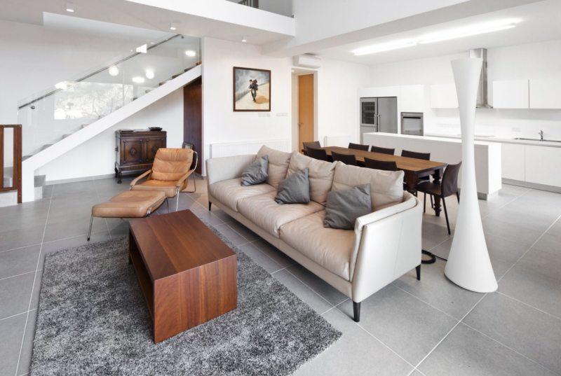 плитка в гостинной (41)