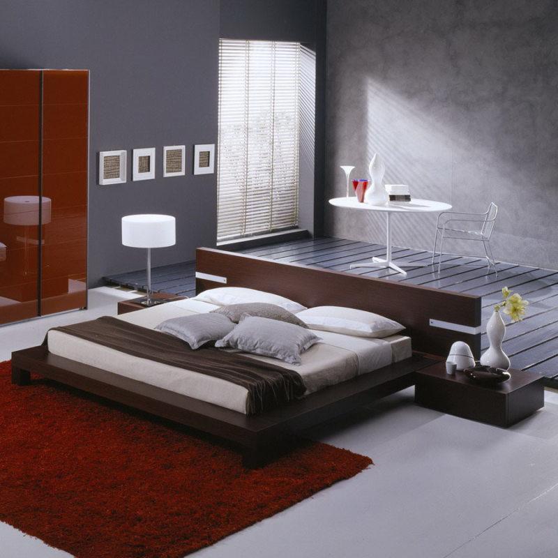 спальня цвета венге (12)