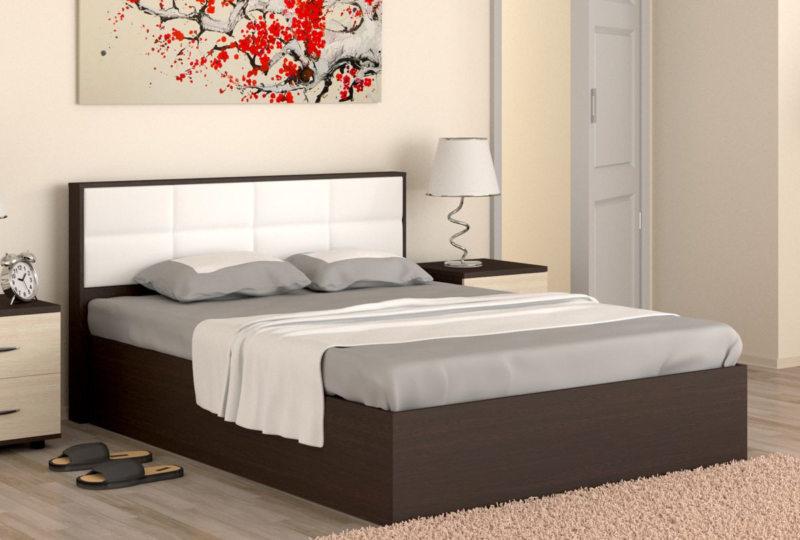 спальня цвета венге (13)