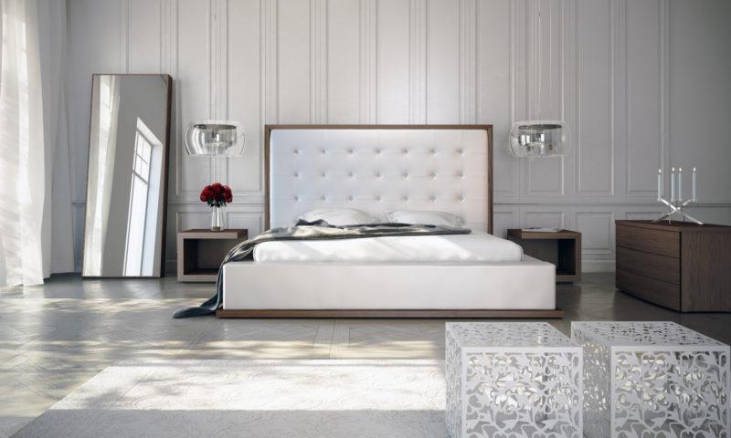 спальня цвета венге (32)