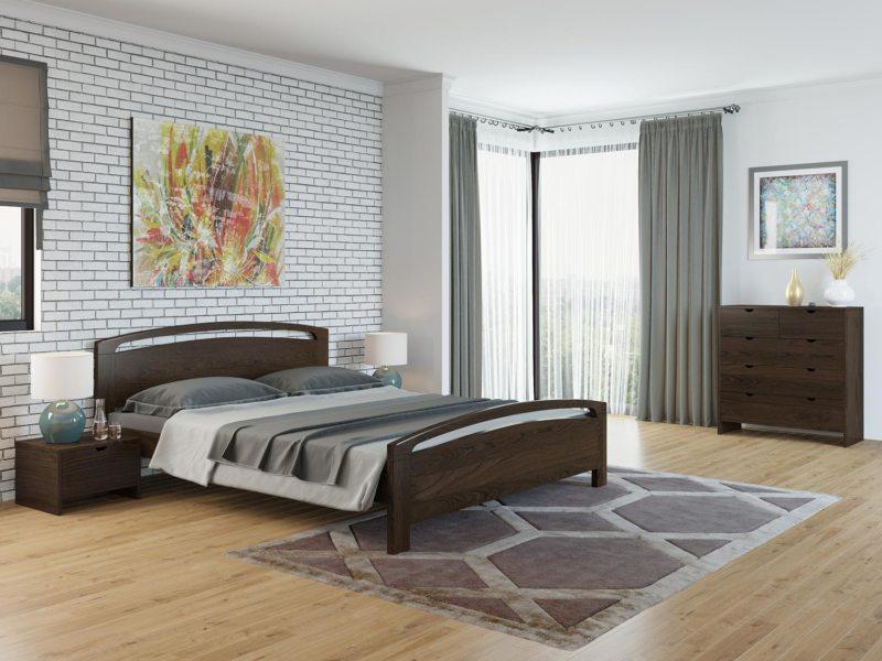 спальня цвета венге (48)