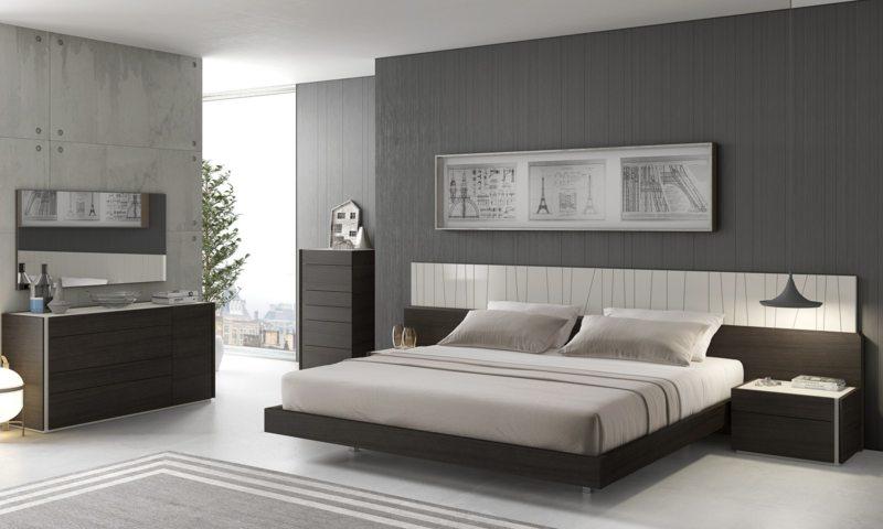 спальня цвета венге (49)