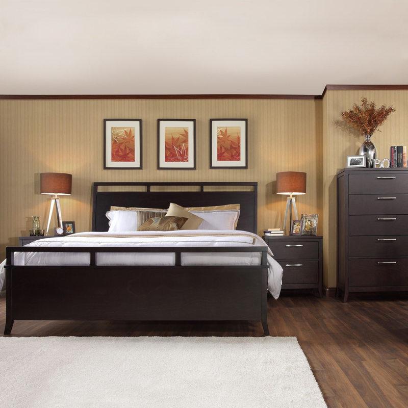 спальня цвета венге (50)
