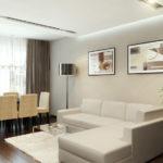 узкая гостиная (3)