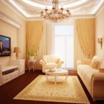 узкая гостиная (4)