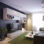 узкая гостиная (6)
