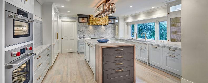 Дизайн кухни 2018 года (16)