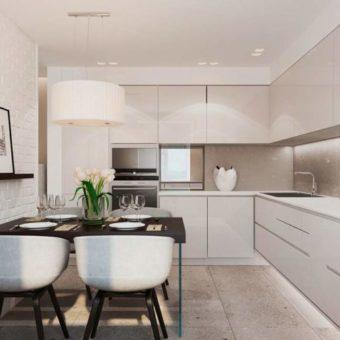 Дизайн кухни 2020 года — 130 фото лучших новинок и современного оформления интерьера
