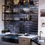 Дизайн кухни 2018 года (26)