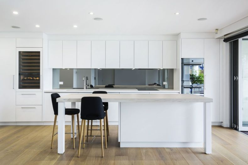 Дизайн кухни 2018 года (44)