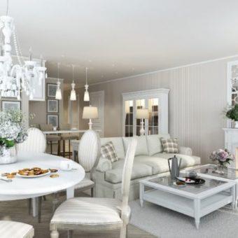 Дизайн квартир 2018 года — 150 фото красивого и стильного оформления
