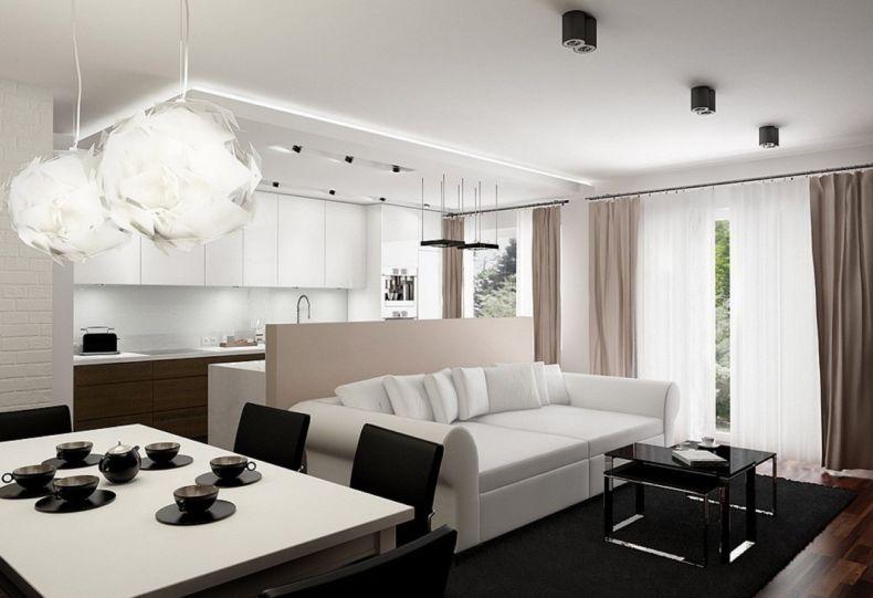 Дизайн квартир 2018 года (11)