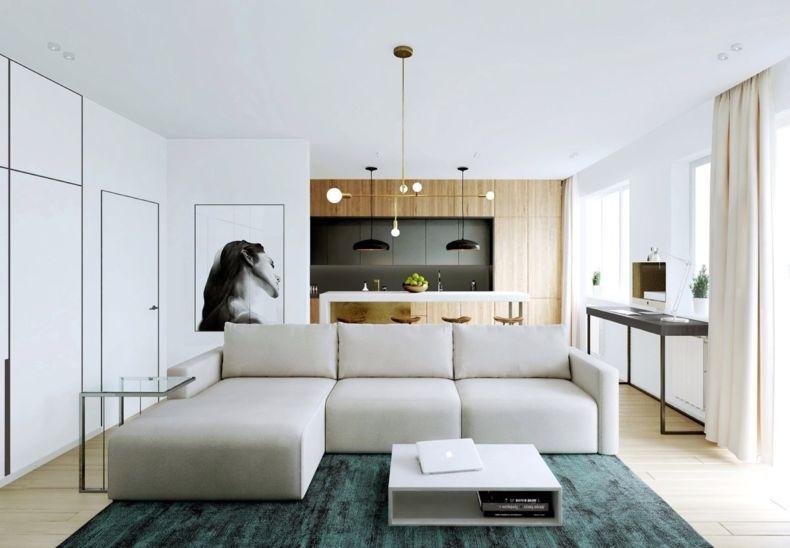 Дизайн квартир 2018 года (15)