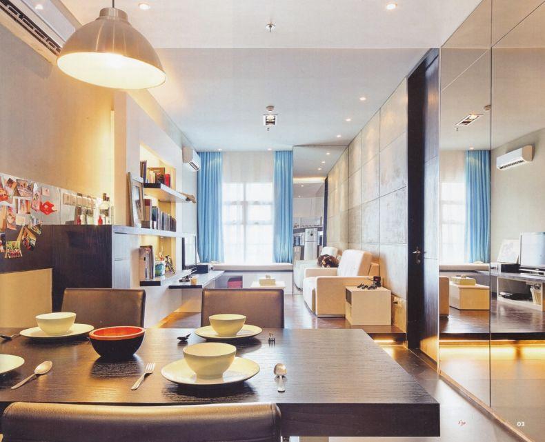 Дизайн квартир 2018 года (29)