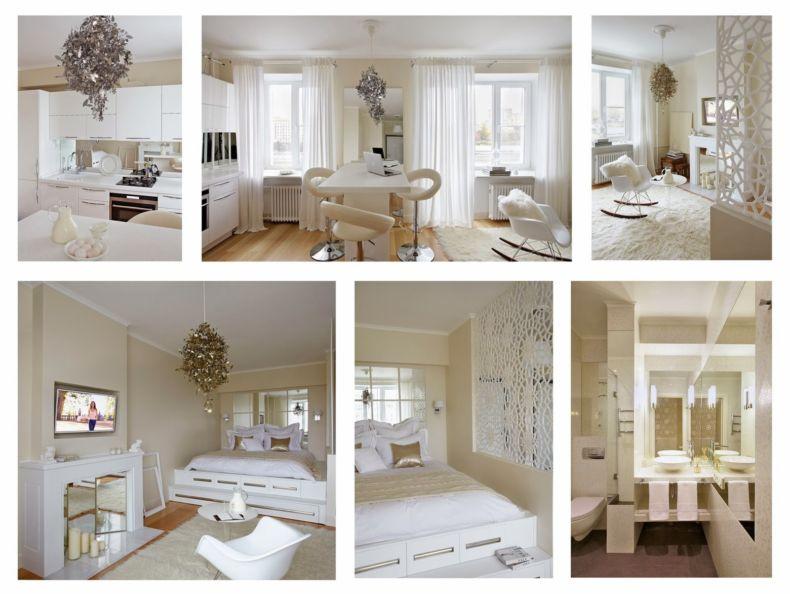 Дизайн квартир 2018 года (3)