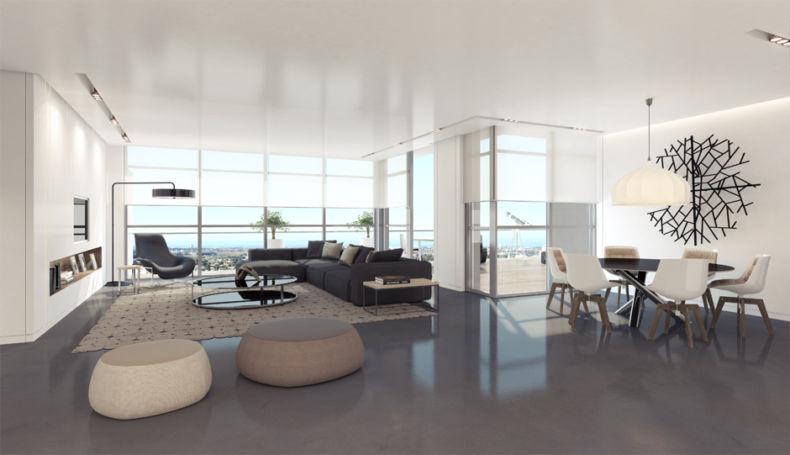 Дизайн квартир 2018 года (31)