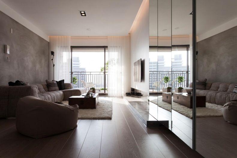 Дизайн квартир 2018 года (32)