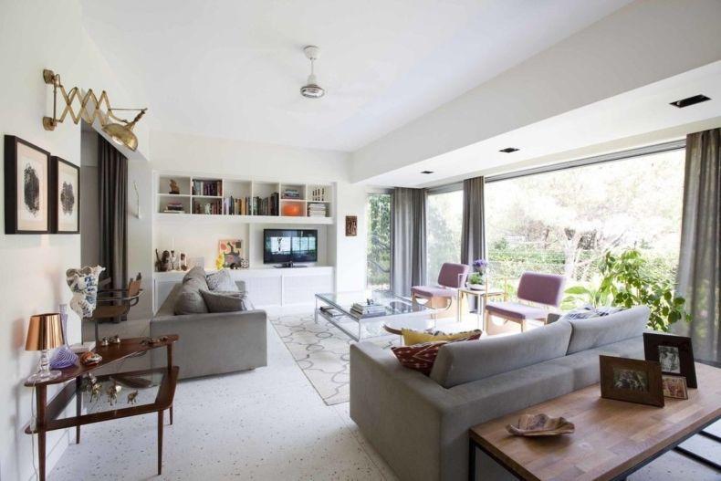 Дизайн квартир 2018 года (35)