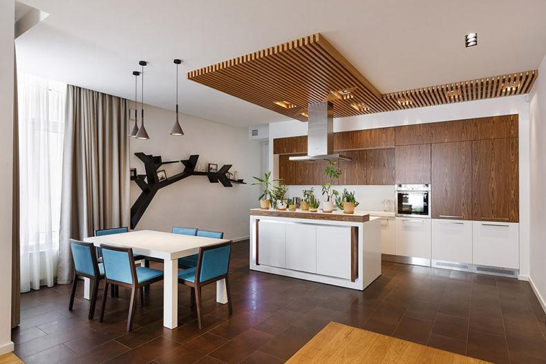 Дизайн квартир 2018 года (37)