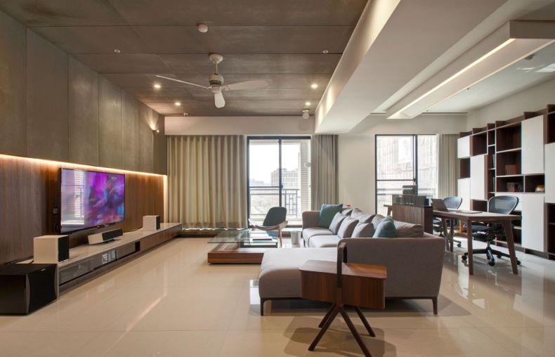 Дизайн квартир 2018 года (4)