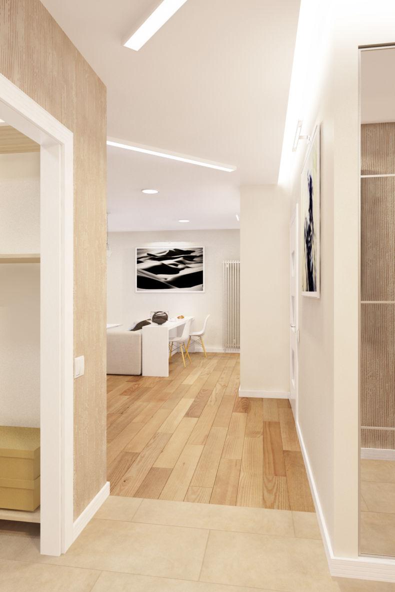 Дизайн квартир 2018 года (44)