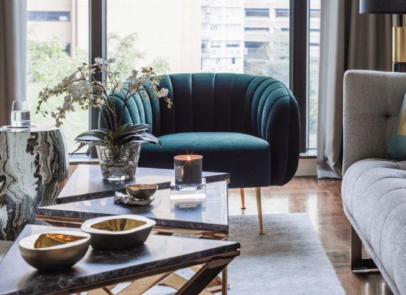 Дизайн квартир 2018 года (46)
