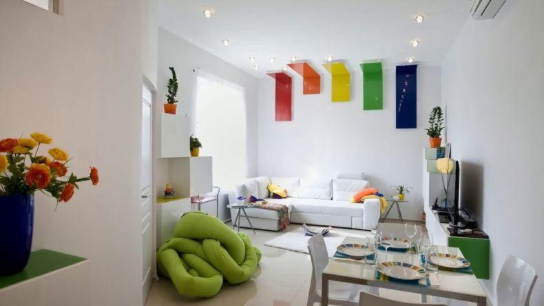 Дизайн квартир 2018 года (54)