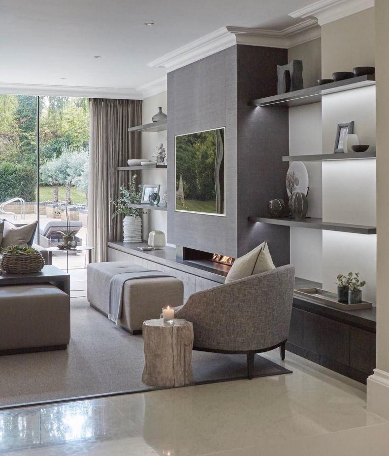 Дизайн квартир 2018 года (56)