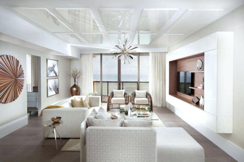 Дизайн квартир 2018 года (57)