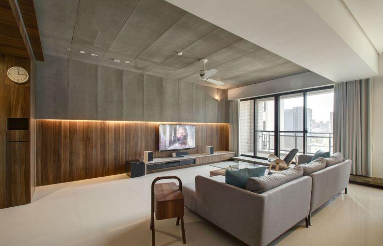 Дизайн квартир 2018 года (6)