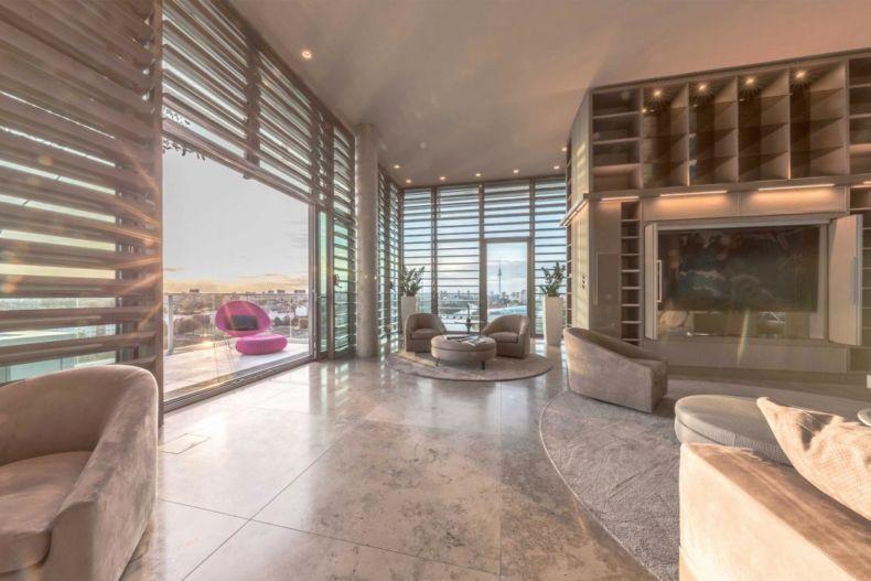 Дизайн квартир 2018 года (61)