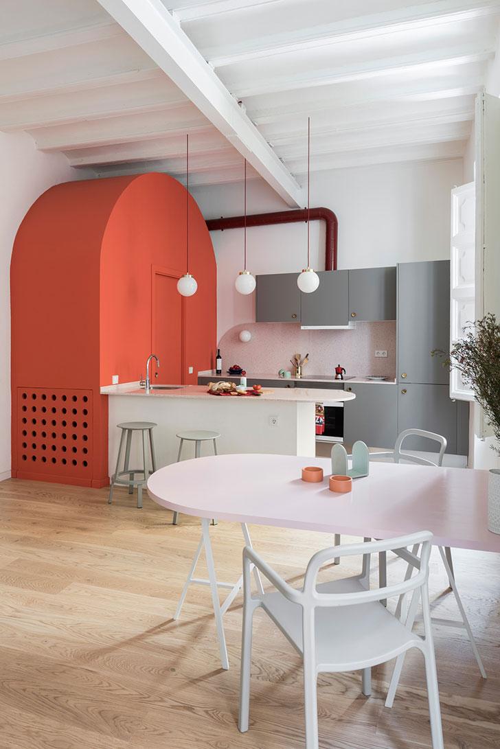 Дизайн квартир 2018 года (63)