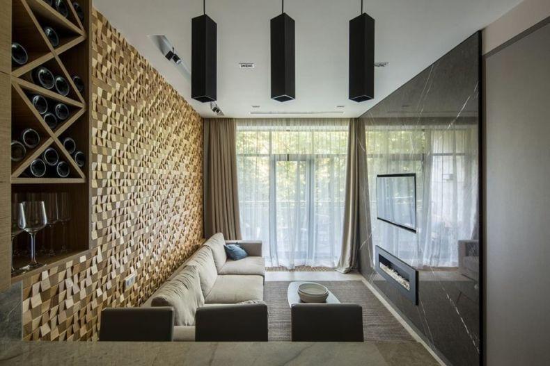 Дизайн квартир 2018 года (64)