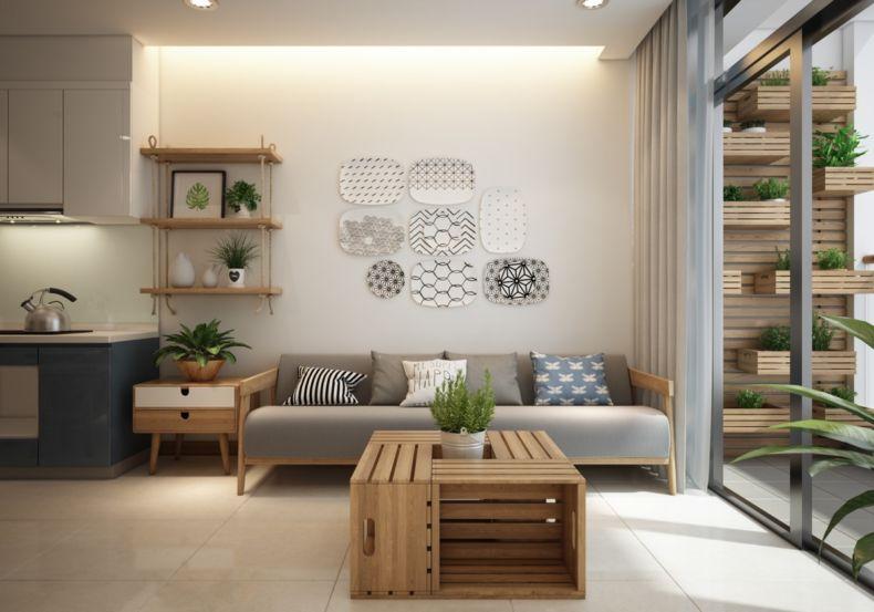 Дизайн квартир 2018 года (65)