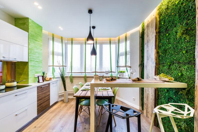 Дизайн квартир 2018 года (72)