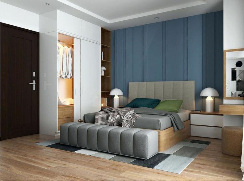 Дизайн спальни 2018 года (21)