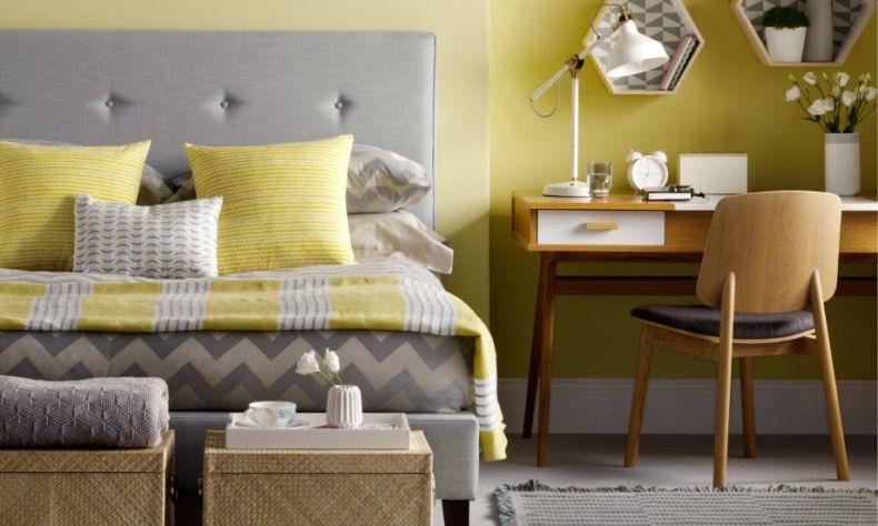 Дизайн спальни 2018 года (33)