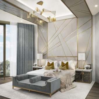 Дизайн спальни 2020 года