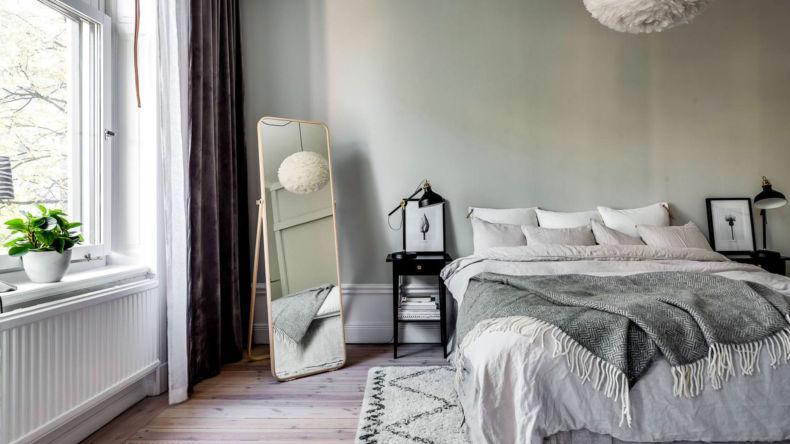 Дизайн спальни 2018 года (35)