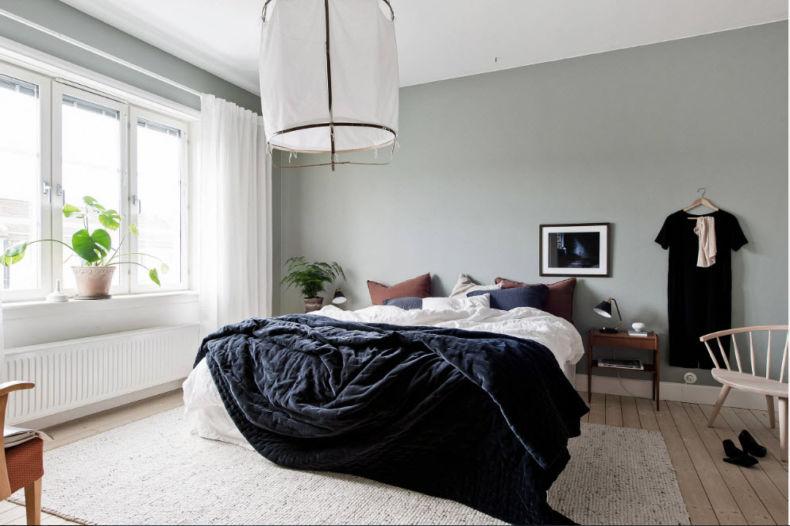 Дизайн спальни 2018 года (51)