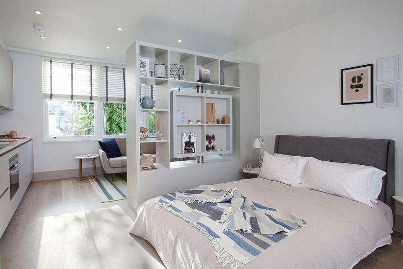 Дизайн спальни 2018 года (52)