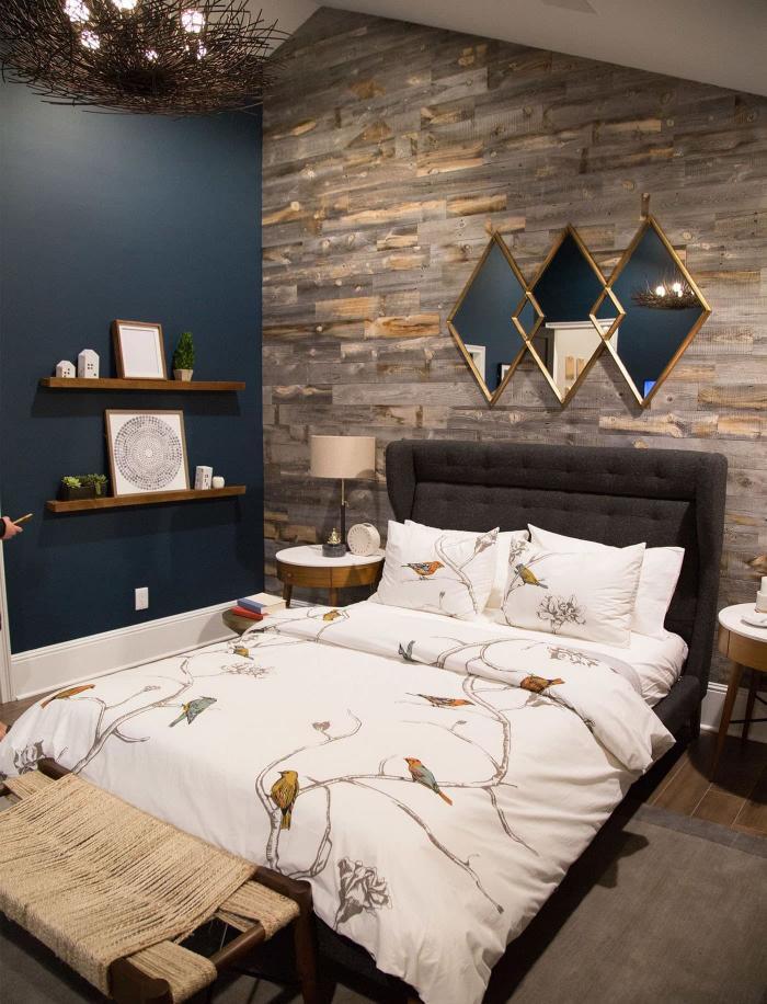 Дизайн спальни 2018 года (66)