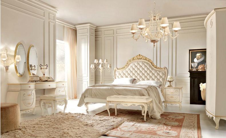 Дизайн спальни 2018 года (79)