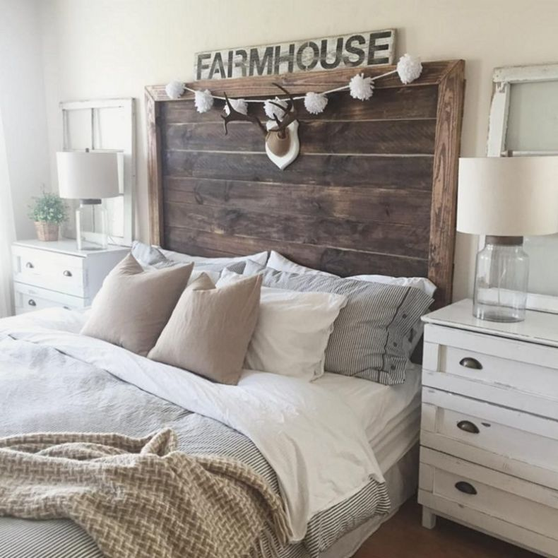 Дизайн спальни 2018 года (84)
