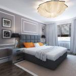 Идеи дизайна спальни - 19