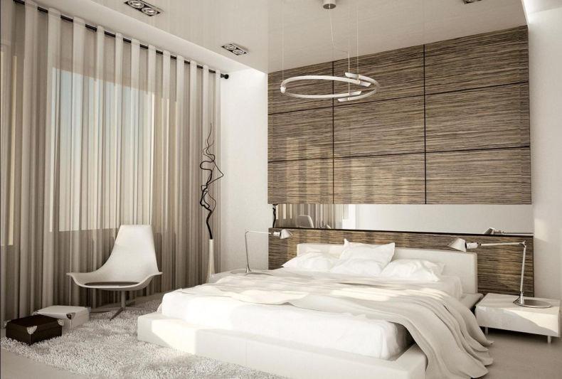 Идеи дизайна спальни - 10